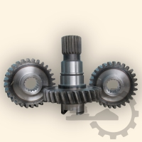 Комплект шестерен редуктора насосного агрегата 333.3.55